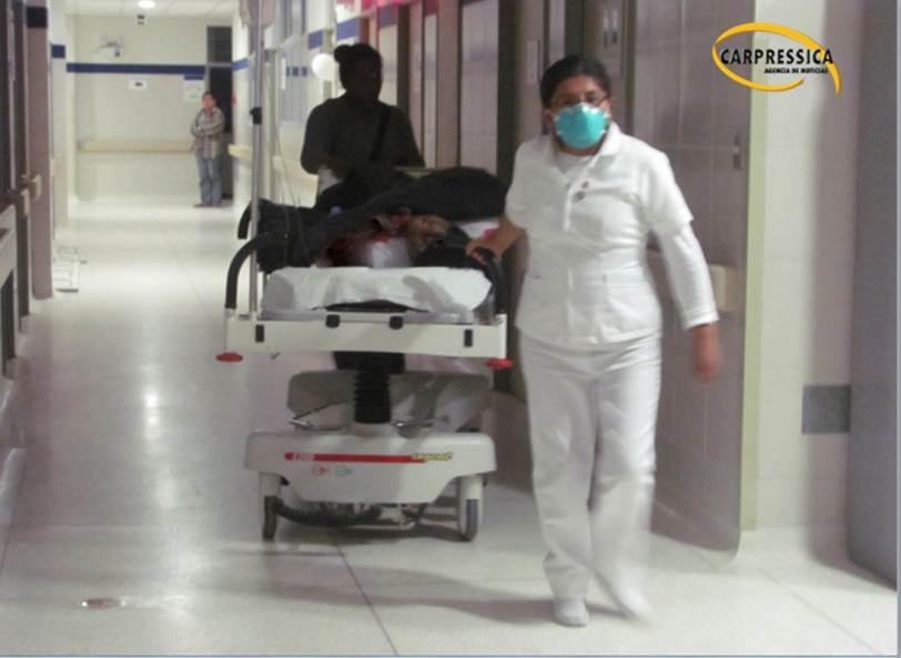 Falleció la 2 víctima por influenza AH1N1 en Ica